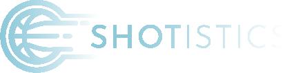 Flat logo for Shotistics in dark mode